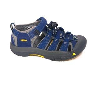 Keen Newport H2 Children Blue Sandals